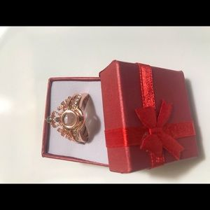 Jewelry - Valentine's Day projection ring